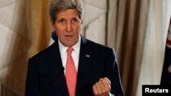 Američki državni sekretar Džon Keri