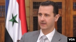 Presiden Bashar al-Assad menetapkan tanggal 7 Mei sebagai pemilu parlemen Suriah.