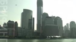 Площадь Таймс-Сквер в Нью-Йорке и здание железнодорожного вокзала в Вашингтоне - самые посещаемые места в США