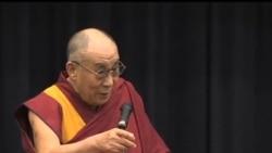2012-11-13 美國之音視頻新聞: 達賴喇嘛呼籲對藏人自焚展開調查