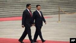 La visita tendrá como objetivo ratificar convenios económicos, tecnológicos financieros y agrícolas entre China y Venezuela.