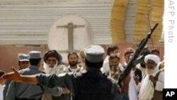 د پاکستاني مسافرو په بس افغانستان کې بريد ،11 کسان مړۀ
