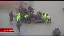 Texas ngập chìm vì bão Harvey