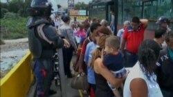 Colombians Flee Venezuela as Border Crisis Escalates