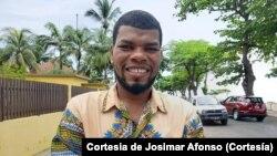 Josimar Afonso, jornalista são-tomense