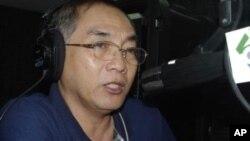 Sok Sam Oeun, executive director of the Cambodia Defenders Project.