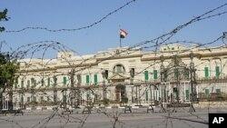 Le palais Abdeen, l'un des locaux de la Présidence egyptienne, attend son prochain occupant