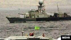 İran hərbi gəmisi