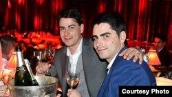 Mladi biznismeni Mario (desno) i Milan (lijevo) Keserović su zetovi bivših ministara u Vladi RS-a koji su imali ključnu ulogu u prodaji imovine E-RAOP-a (Foto: Facebook)