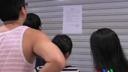 2011-10-10 粵語新聞: 中國重慶沃爾瑪因售冒牌豬肉停業
