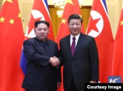 Kim Jong Un, chairman of the Workers' Party of Korea (WPK) and chairman of the State Affairs Commission of the Democratic People's Republic of Korea (DPRK), paid an unofficial visit to China from March 25 to 28. During the visit, Xi held talks with Kim at