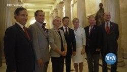 Члени групи підтримки України в Конгресі провели зустріч з Зеленським – ключові заяви. Відео