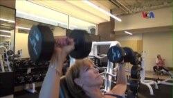 Nghiên cứu cho thấy tập thể dục giúp hạ độ tuổi cường tráng