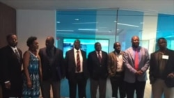 Zimbabwe Business Delegation in USA
