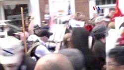 Violencia se tomó las calles de Charlottesville