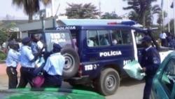 Polícia detém trabalhadores da BCOM que exigiam o pagamento dos seus salários - 1:49