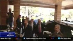 Kryetari i Kuvendit të Kosovës në Shkup
