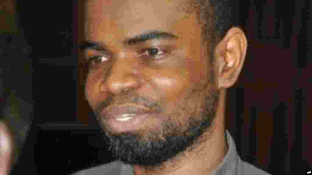 Kabiru Sokoto, the alleged mastermind of a 2011 Christmas Day bombing of a Catholic Church in Madalla.