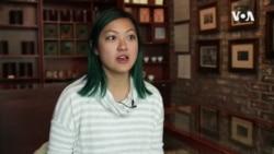"""美国万花筒:纽约香港人声援""""反送中""""集会;公益组织为贫困人群提供健康食物;华裔厨师推出""""亚裔在美国""""晚餐系"""