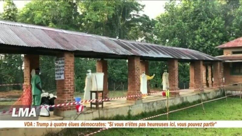 Ebola fait son entrée à Goma