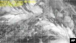 سمندری طوفان پاکستانی حدود میں داخل
