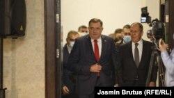 Dodik i Lavrov u Istočnom Sarajevu
