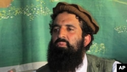 Shahidullah Shahid, juru bicara Taliban Pakistan (Foto: dok).