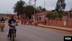 Angola Malanje Cacuso