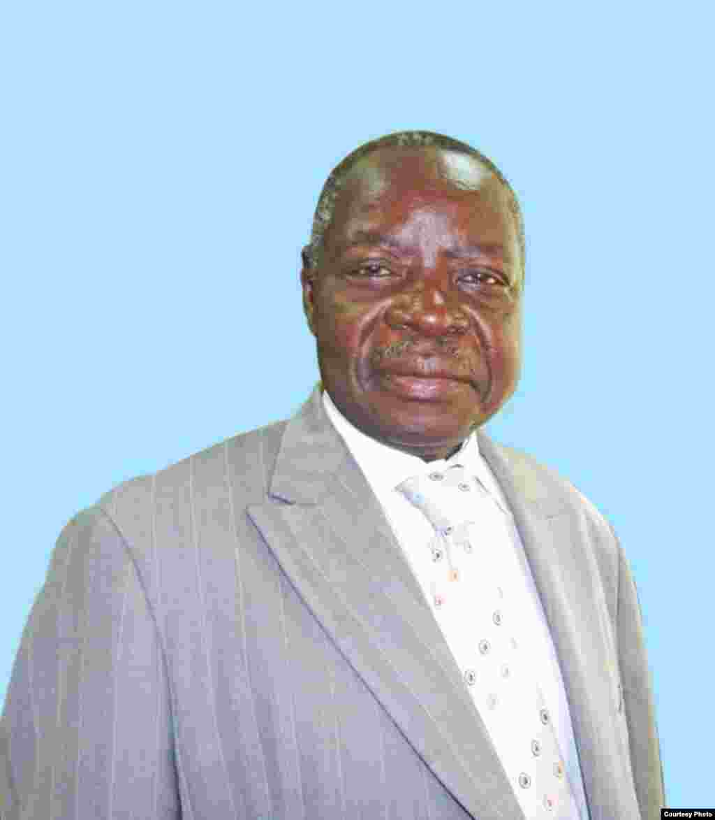 Former South Sudanese Finance and Economic Planning Minister Kosti Manibe Ngai