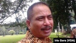 Menteri Pariwisata Indonesia, Arief Yahya (Foto: VOA/Iris Gera)