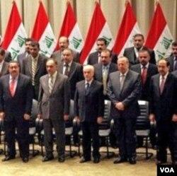Kabinet Irak dianggap kurang memberikan alokasi cukup untuk para perempuan.