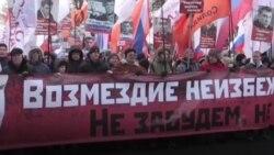 Во многих городах России прошли «Марши Немцова»