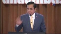Thủ tướng Thái Lan nói sẽ giữ nguyên thiết quân luật