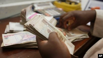 Nigerian unions government agree minimum wage to avert strike