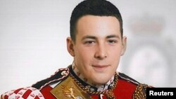 Drummer Lee Rigby, of the British Army's 2nd Battalion The Royal Regiment of Fusiliers, is seen in an undated photo released May 23, 2013.