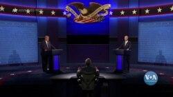 Комісія з президентських дебатів США має намір змінити правила проведення дебатів. Відео