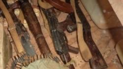 Desarmamento no Namibe - 1:22