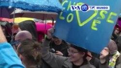 Manchetes Mundo 30 Junho: Alemanha aprovou casamento entre pessoas do mesmo sexo