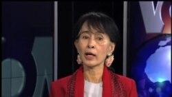 2012-09-19 美國之音粵語網﹕昂山素姬接受美國之音英語電視專訪(中文字幕)