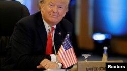အေမရိကန္သမၼတ Donald Trump
