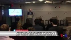 Meet Ambassador Javlon Vakhabov