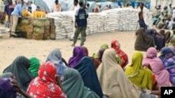 WFP oo Gargaar Geysay Muqdisho