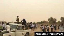 Mali: Timbuktu arala, Mali ka fini tigui ani Bakhane ye tegeu ke, djihadists do ouw kan.