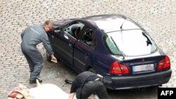 Almanya'da Türk Katil Zanlısı Yakalandı