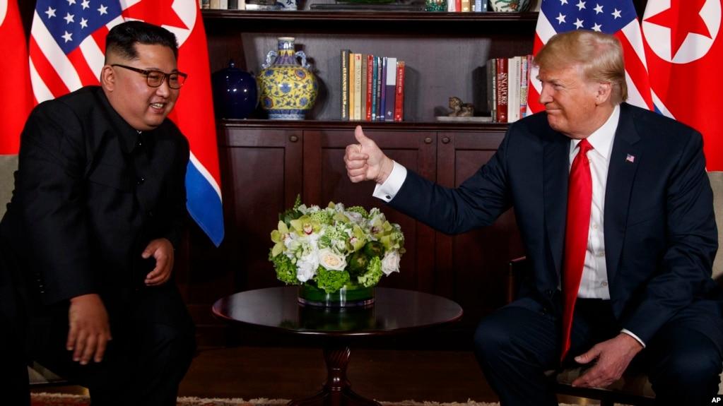 Картинки по запросу трамп и ким чен ын