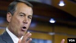 El presidente del Congreso, el republicano John Boehner, participó del encuentro donde no se habría logrado un acuerdo.