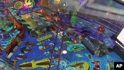 Can pinball survive the world of electronic gaming?