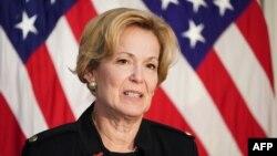 Deborah (Debbie) Birx ditunjuk sebagai koordinator penanganan virus korona Gedung Putih.