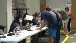 Գլենդելում հայ համայնքի ներկայացուցիչները մասնակցում են նախնական քվեարկությանը
