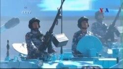 TQ phô bày sức mạnh quân sự trong cuộc duyệt binh khổng lồ